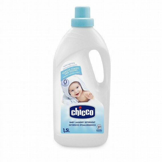 Chicco-寶貝嬰兒溫和洗衣精1.5L