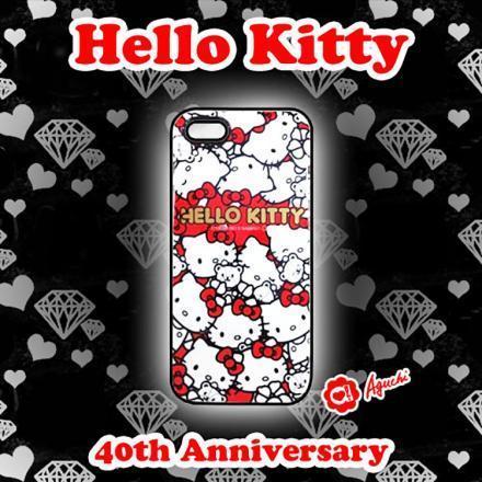 ☆Hello Kitty☆凱蒂貓&熊熊手機殼40週年iPhone5/5S/SE - 限時優惠好康折扣