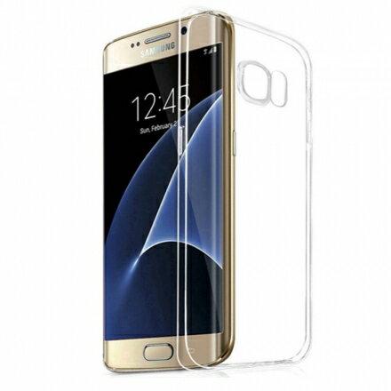 三星 Samsung Galaxy S7 edge輕薄透明 TPU 高質感軟式手機殼/保護套 高透光
