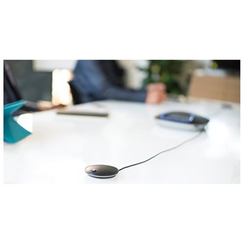 Logitech Microphone - Wired - 27.89 ft - Detachable 1