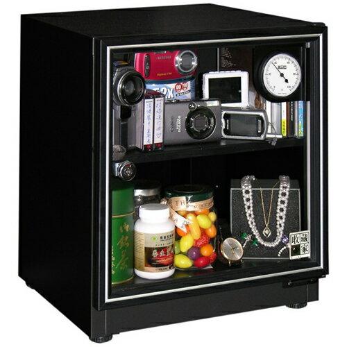 【收藏家 防潮箱】 HD-42 30公升 輕巧型電子防潮箱