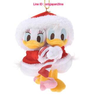 【真愛日本】16112400035專賣店聖誕掛飾對娃組-唐老鴨黛西 迪士尼Donald Duck唐老鴨掛飾擺飾
