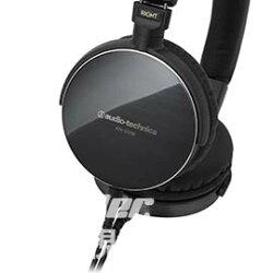 【曜德】鐵三角 ATH-ES750 便攜型耳罩式耳機 ★免運★送收納袋+原廠證件夾★