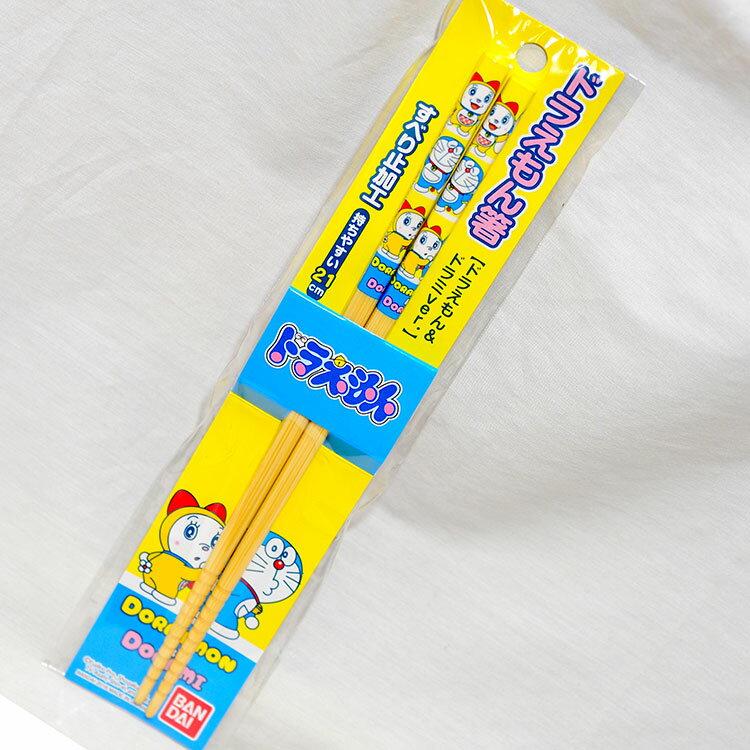 哆啦A夢 天然 竹筷子 製 BANDAI 品 DORAEMON