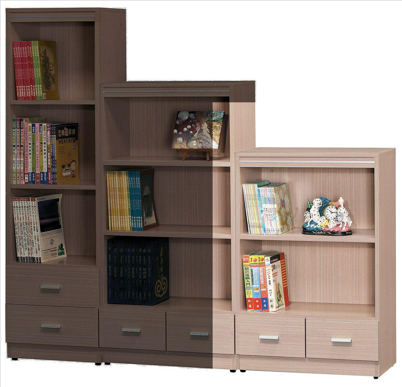 【石川家居】EF-271-1 森永白橡2*3尺書櫃 (不含其他商品) 需搭配車趟