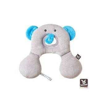 ★衛立兒生活館★Benbat 寶寶旅遊頸枕 0-12個月(大象)