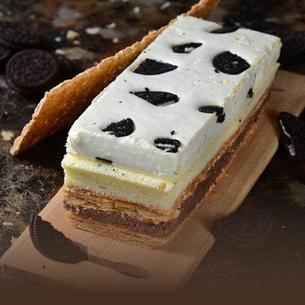 【拿破崙先生】拿破崙蛋糕_奧利奧提拉任選二入