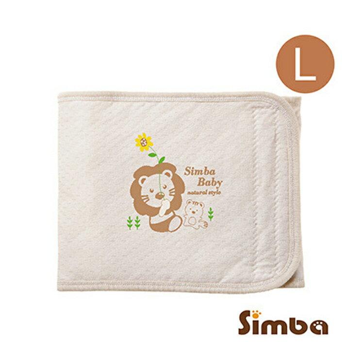 小獅王辛巴 有機棉嬰兒肚圍-L【德芳保健藥妝】