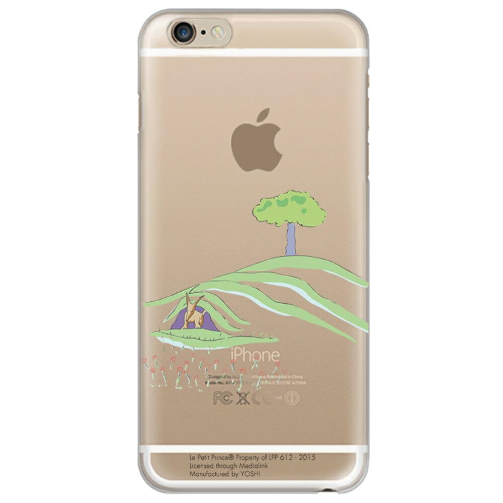 【YOSHI 850】小王子授權系列【蘋果樹下的狐狸】TPU手機保護殼/手機殼《 iPhone/Samsung/HTC/LG/ASUS/Sony/小米/OPPO 》