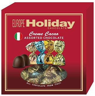 歐洲假期維佳妮綜合酒黑巧克力禮盒