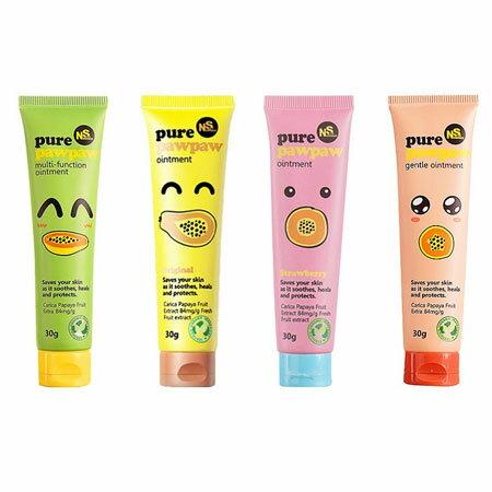 澳洲 Skin Nutrient 澳肌萊 木瓜霜 30g 木瓜霜 護手霜 萬用霜 護膚霜【B063780】