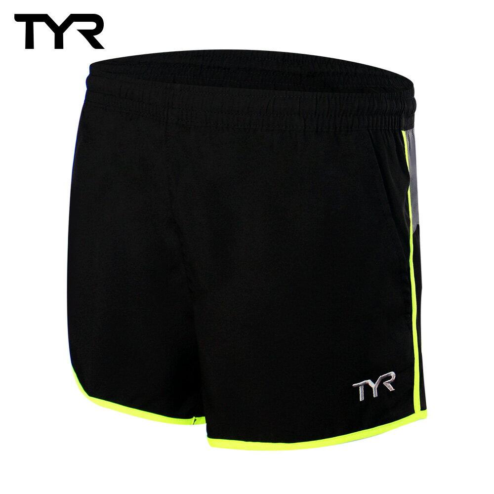 美國TYR 男款透氣慢跑短褲 Phantom Running Shorts 台灣總代理 - 限時優惠好康折扣