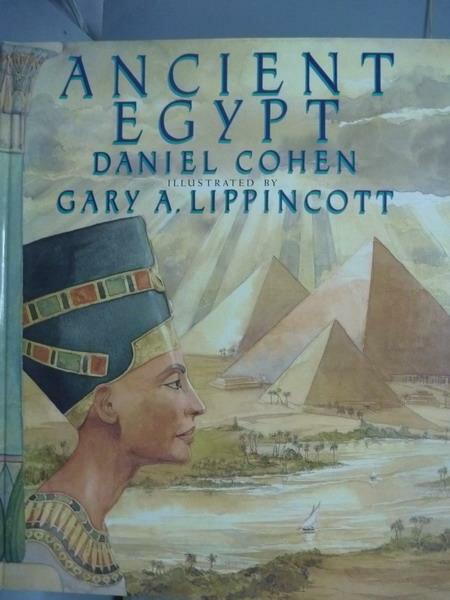 ~書寶 書T3/繪本_QXV~Ancient Egypt_Daniel Cohen
