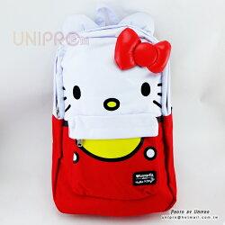 【UNIPRO】Hello Kitty Loungefly 後背包 艾薇兒聯名款 後背包 正版授權