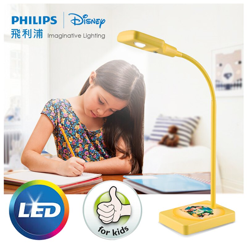【飛利浦 PHILIPS LIGHTING】LED迪士尼檯燈(米奇&米妮)71770