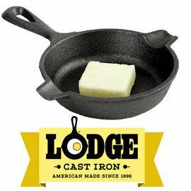 【鄉野情戶外用品店】 Lodge |美國| 迷你醬料小煎鍋/醬料鑄鐵 荷蘭鍋 鑄鐵鍋/LAT3 《3.5吋》