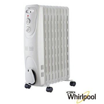 <br/><br/>  Whirlpool 惠而浦 WORM09W 9片葉機械式葉片式 電暖器   免運 0利率 公司貨 日立可參考<br/><br/>
