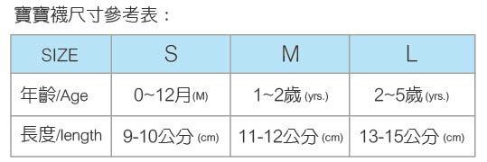 『121婦嬰用品館』KUKU 柔彩襪S M L 4