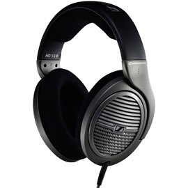 <br/><br/>  志達電子 HD518 德國聲海 SENNHEISER HD 518 頭戴全罩式高傳真立體耳機 宙宣公司貨<br/><br/>