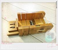高級竹製豪華切皂器 水平儀 保溫箱