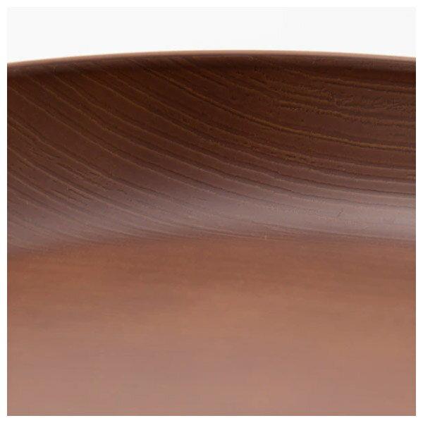 樹脂深型盤 WOODY STYLE 18cm BR NITORI宜得利家居 3