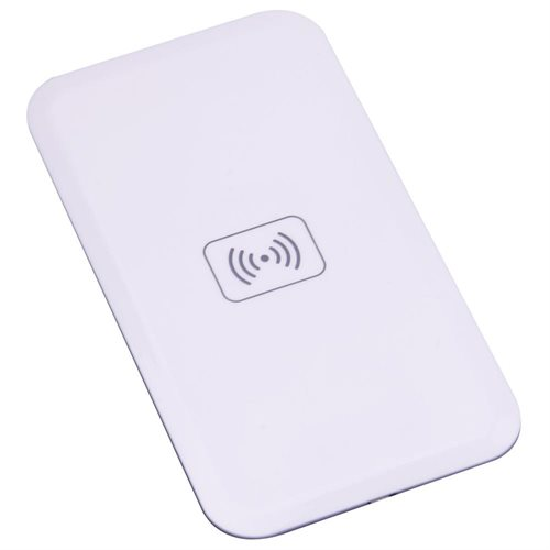 White QI Wireless Charger Charging Pad For Samsung Galaxy Note 5 S6 Edge LG G4 iPhone 2