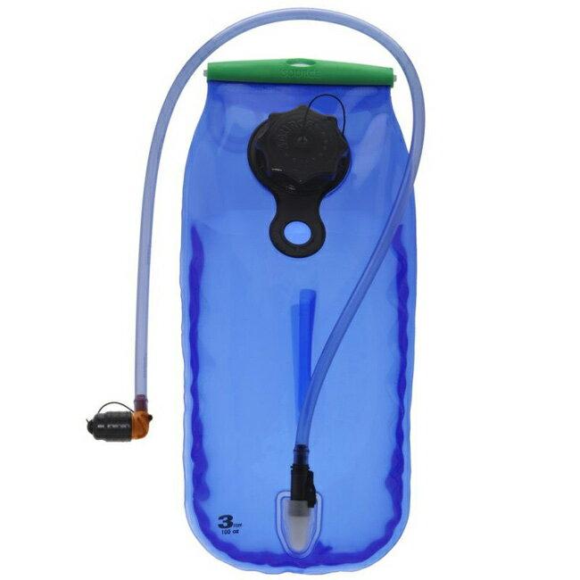 【鄉野情戶外用品店】 Source |以色列|  WXP LP 抗菌水袋-3L/薄型吸管水袋/2060690203