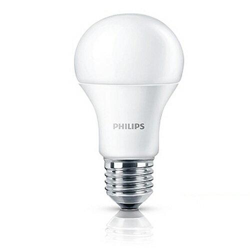 PHILIPS白光LED8W球型LED燈泡