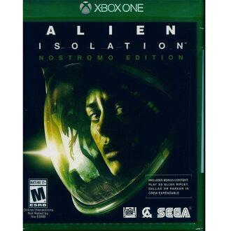 XBOX ONE 異形:孤立 諾斯托羅莫特別版 英文美版 Alien: Isolation