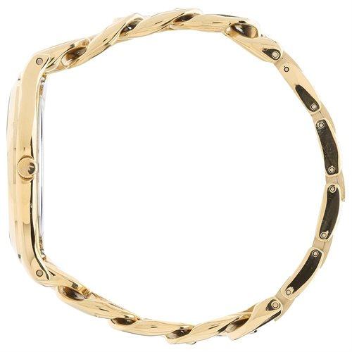 Michael Kors Slim Runaway Japanese Quartz Gold Dial Women's Watch - MK3222 1