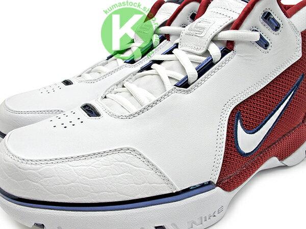[29cm] 2017 小皇帝 LeBron James 世界限量 500 雙 超限量復刻 NIKE AIR ZOOM GENERATION FIRST GAME 白紅 主場配色 NBA 第一雙代言鞋款 H2 悍馬車 (941911-100) ! 2