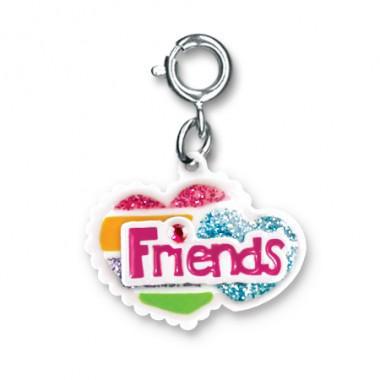 【4M 創意 DIY】00-07524 友誼之心吊飾 Friends Heart Charm