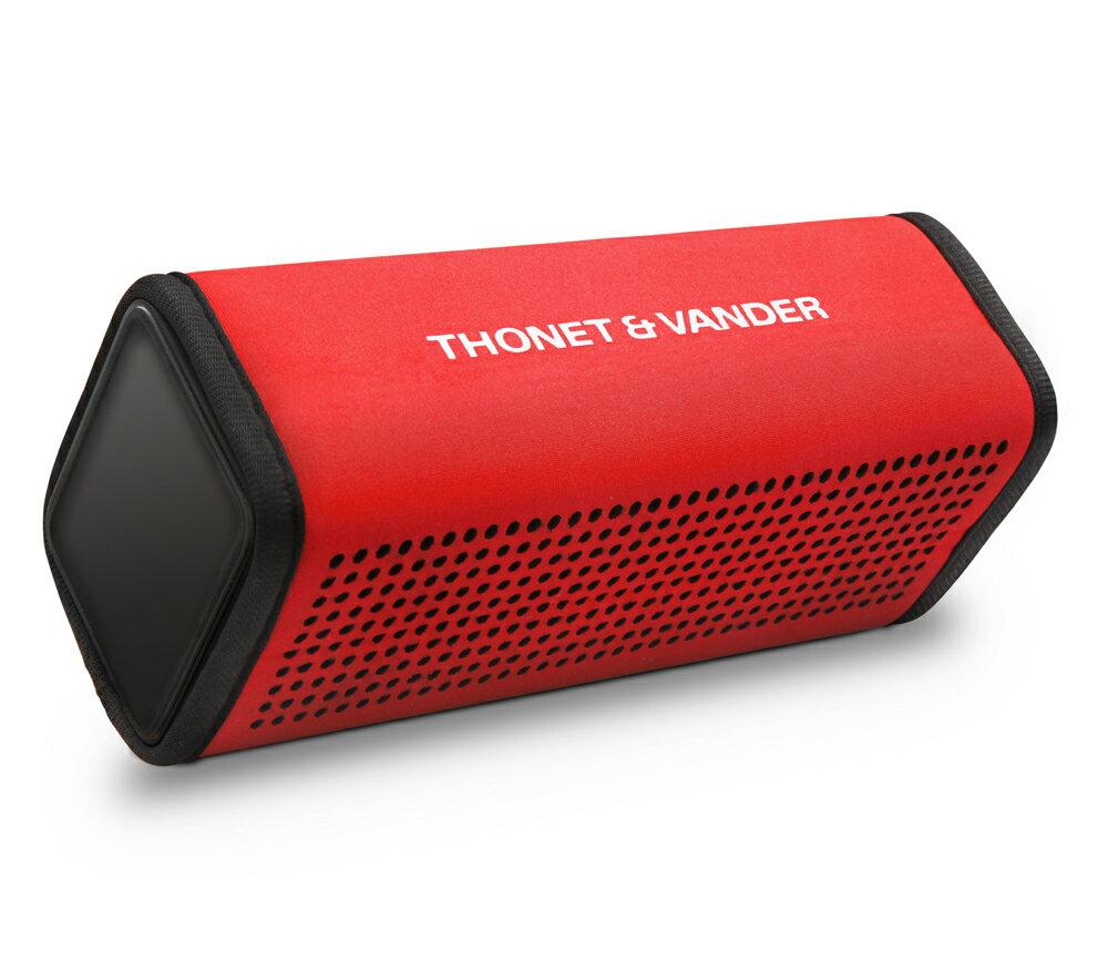 Thonet And Vander Frei Portable Bluetooth Speaker Ampamp Kurbis With Enhanced Bass Shockproof Sleeve 8 Hour