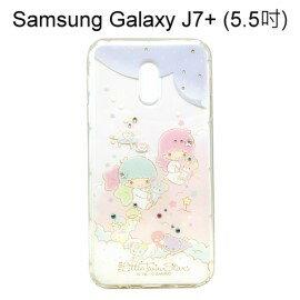 雙子星空壓氣墊鑽殼[夢工廠]SamsungGalaxyJ7+J7Plus(5.5吋)【三麗鷗正版】