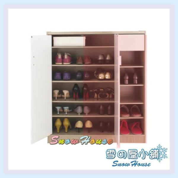 ╭☆雪之屋居家生活館☆╯P655-05785花語鞋櫃置物櫃鞋架拖鞋架置物架DIY自組