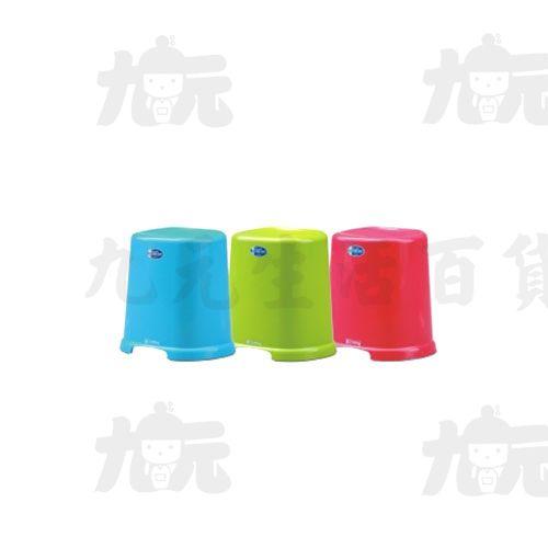 【九元生活百貨】聯府RC-640特大樂高椅板凳塑膠椅RC640