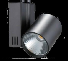 亞帝歐★軌道式 黑色 投射燈 20W 45度 全電壓 暖白/黃光★永旭照明U2J0-AD-1603%