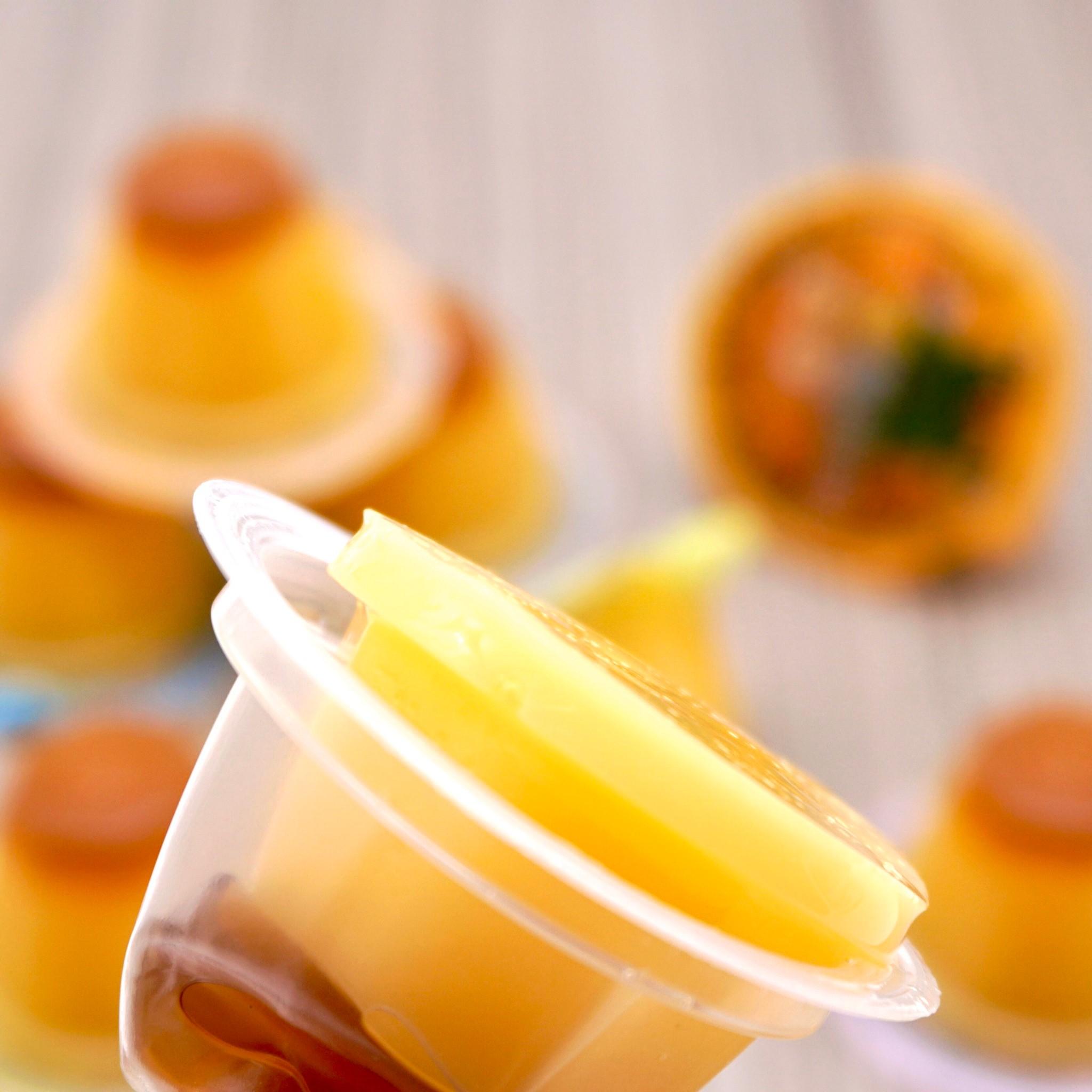 嘴甜甜 雙層派布丁 200公克 果凍系列 雞蛋布丁果凍 焦糖布丁 布丁 果汁果凍 果凍 水果凍 素食 現貨