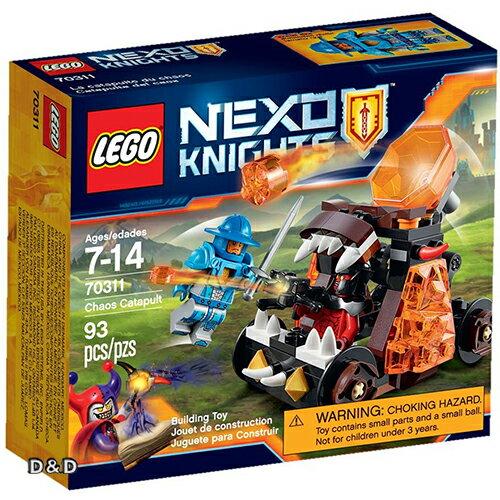 樂高積木LEGO《 LT70311 》Nexo Knights 未來騎士系列 - 爆炎投石車
