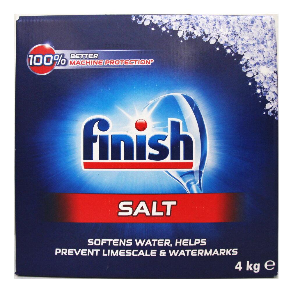 FINISH SPEZIAL-SALT 洗碗 軟化鹽 SPEZIAL-SALT 1.2KG/4KG (非台灣亮碟)