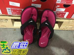[106限時限量促銷] COSCO NIKE ALTRA CONFORT CLIPPER 女夾腳拖鞋 美國尺寸:5-8 C1134220