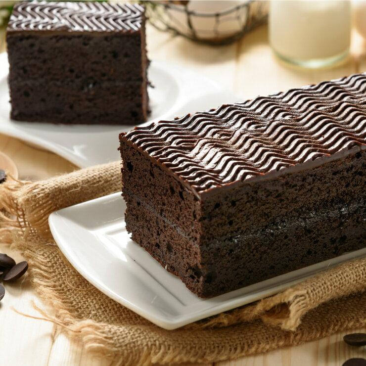 比利時巧克力蛋糕 長19公分450公克