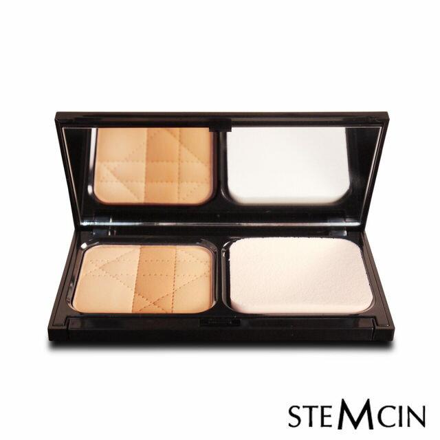 【STEMCIN】HD立體晶鑽礦物蜜粉餅 8g【淨妍美肌】