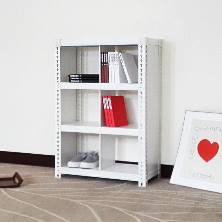 [DIY層架]九宮格收納整理架(六格98高60寬40深cm)/層架、收納架、置物架、整理架、鞋架、衣架、書架