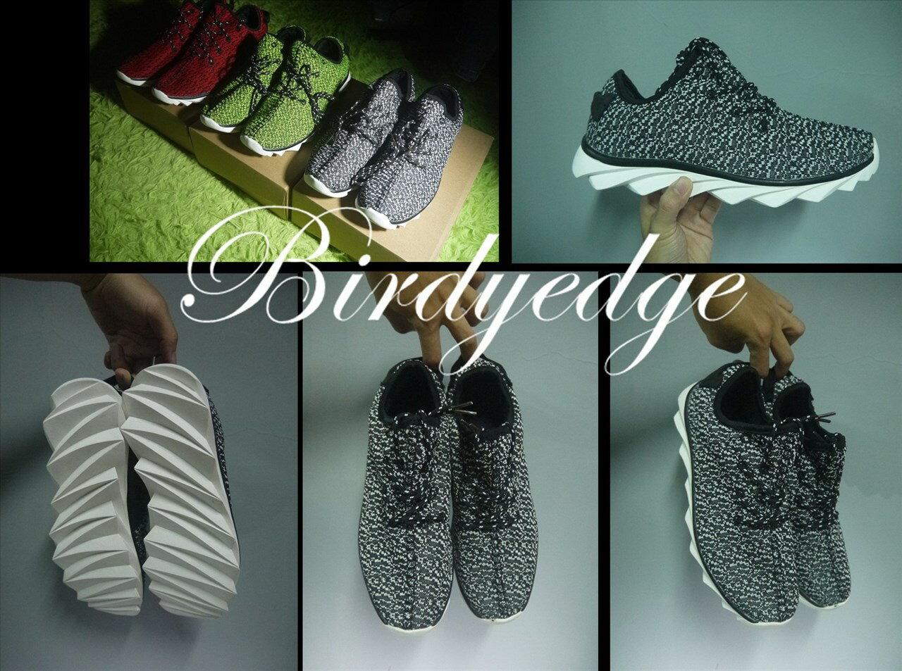 韓國 鯊魚鞋 潮流 鞋 跑鞋 運動 健身 鞋 厚底 增高