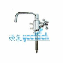 電解水機專用2孔電解水酸性水龍頭(三叉旋轉開關美觀.品質佳)