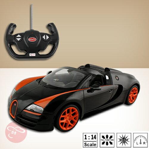 【瑪琍歐玩具】 1:14 Bugatti Grand Sport Vitesse 遙控車
