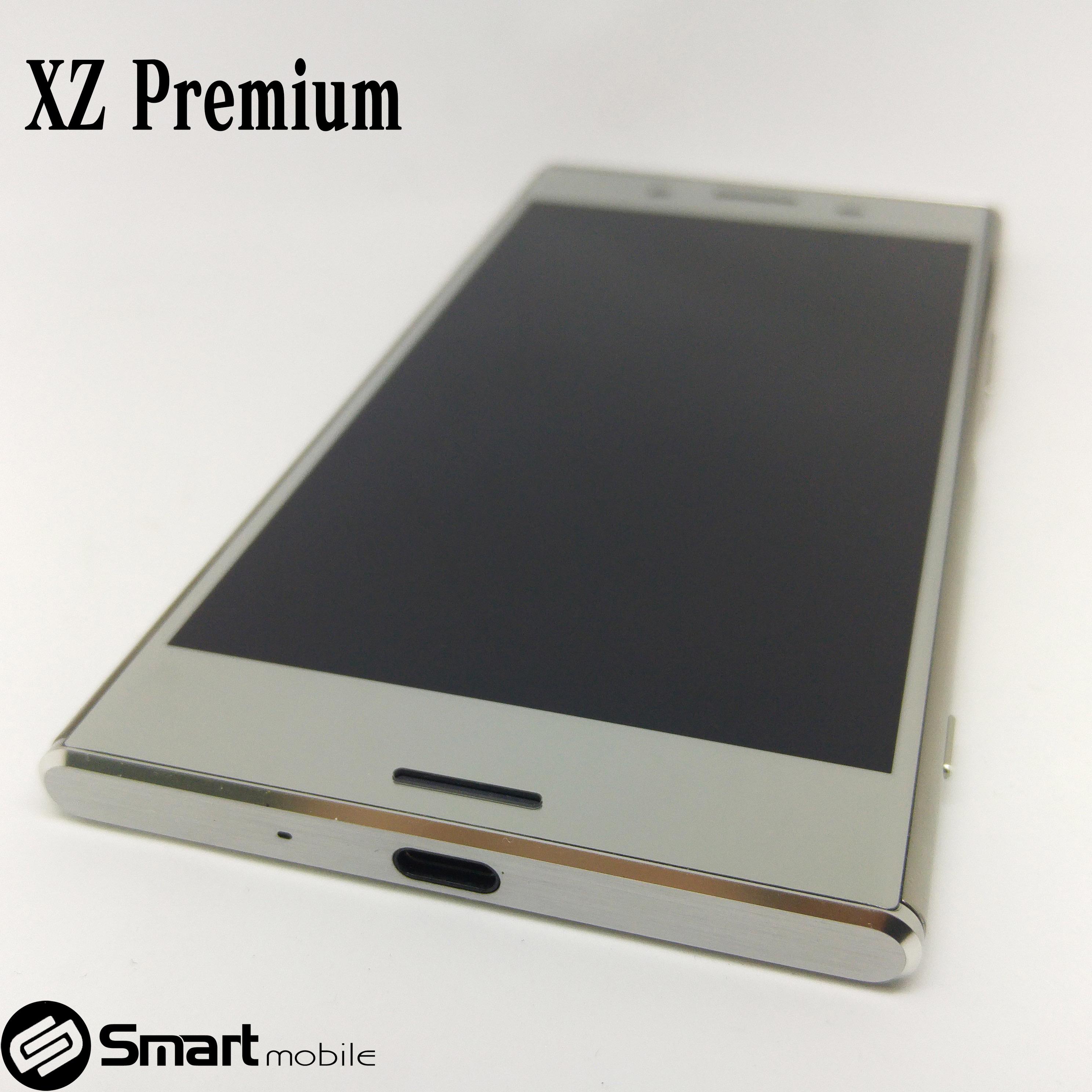 【創宇通訊】Sony Xperia XZ Premium (G8142)4G/64G 銀【福利品】99.8%新