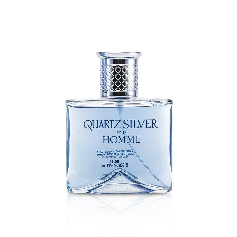 慕尼麗絲 Molyneux - Silver Quartz Eau De Toilette 男性淡香水
