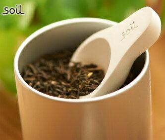 日本製正版 Soil 珪藻土茶匙 兩種顏色尺寸